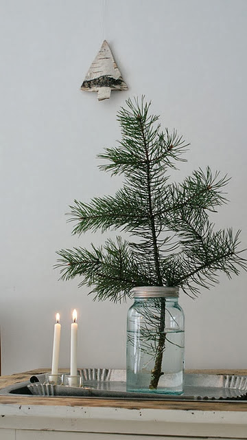 Alternative Christmas tree