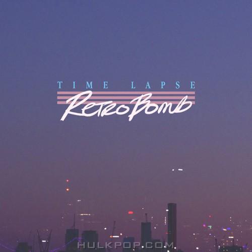 Retro Bomb – Time Lapse – Single