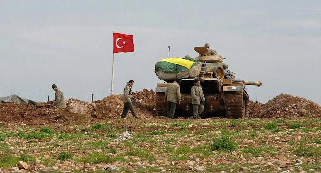 Turquía amenaza a los armenios de Siria