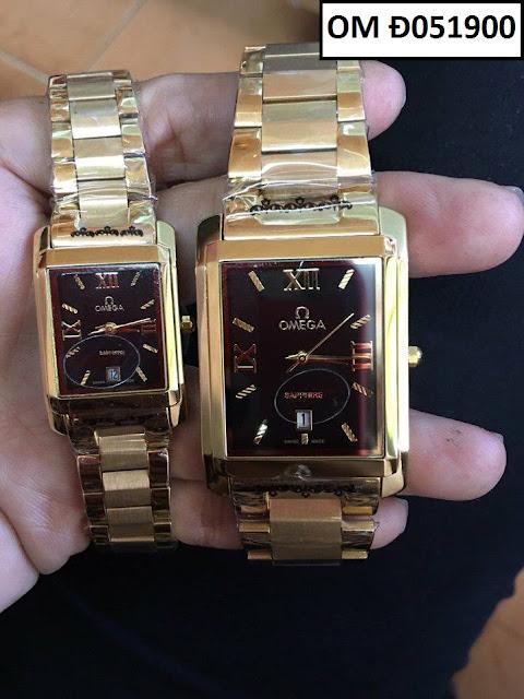 Đồng hồ cặp đôi OM Đ051900
