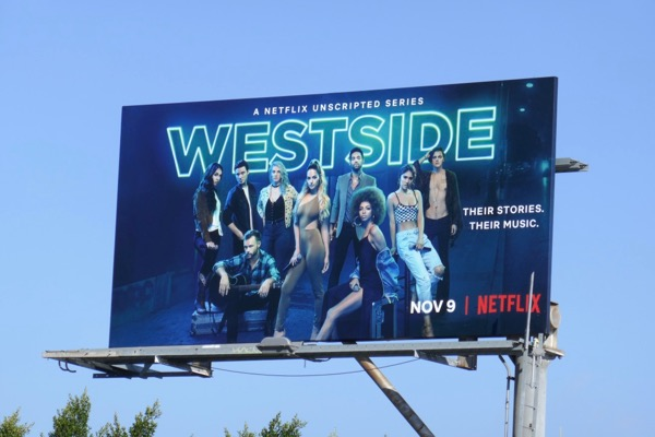 Westside season 1 billboard