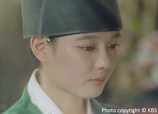 Love in the Moonlight, Moonlight Drawn By Clouds, Kim You Jung, Hong Ra On, Hong Sam Nom, Preview, Ep9