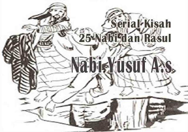 Nabi Yusuf as