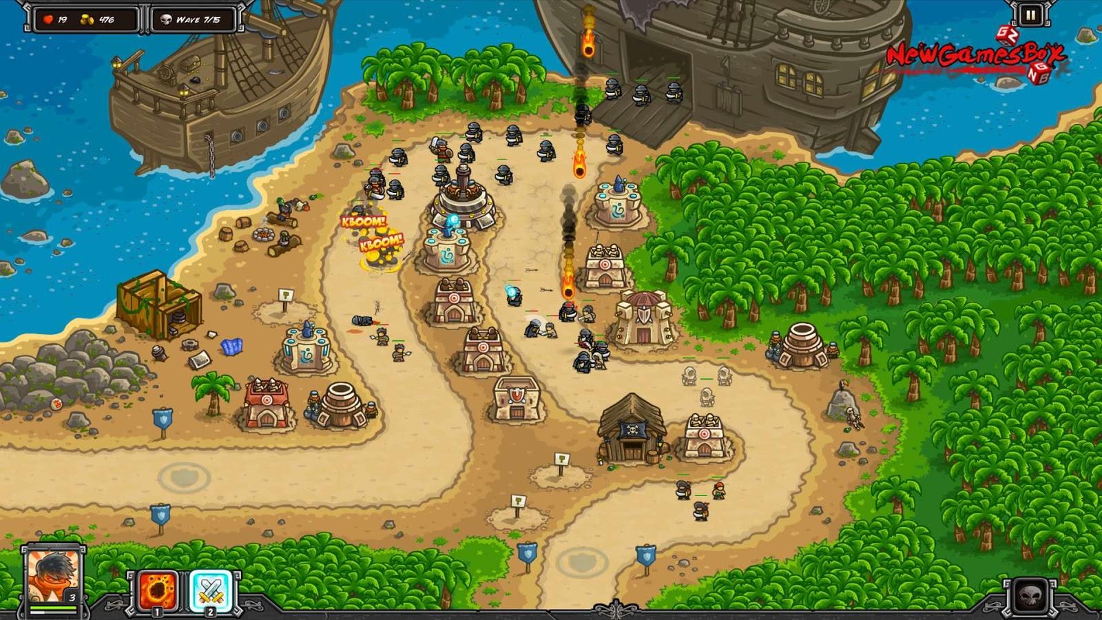Kingdom rush: frontiers for android download apk free.