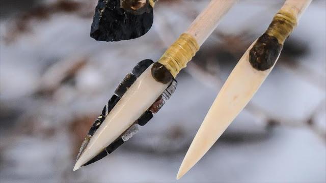 Armas de hace 14.000 años eran más efectivas de lo que se pensaba