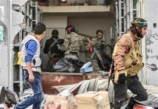 να βοηθήσουν τη Δαμασκό να καθαρίσει τη Συρία από τους τρομοκράτες
