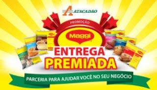 Cadastrar Promoção Maggi Atacadão 2018 Entrega Premiada