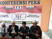 Komisi III DPR: Tuduhan Makar untuk Korlap Aksi 313 itu Lelucon Polisi Yang TIDAK Lucu
