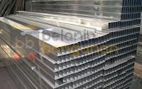 Ready Stock !!! Besi Kanal C Atau Baja Ringan ( Besi CNP )
