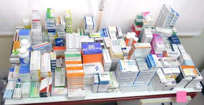 Δωρεά στο Κοινωνικό Φαρμακείο του Δήμου Ηγουμενίτσας από το Γενικό Νοσοκομείο Φιλιατών