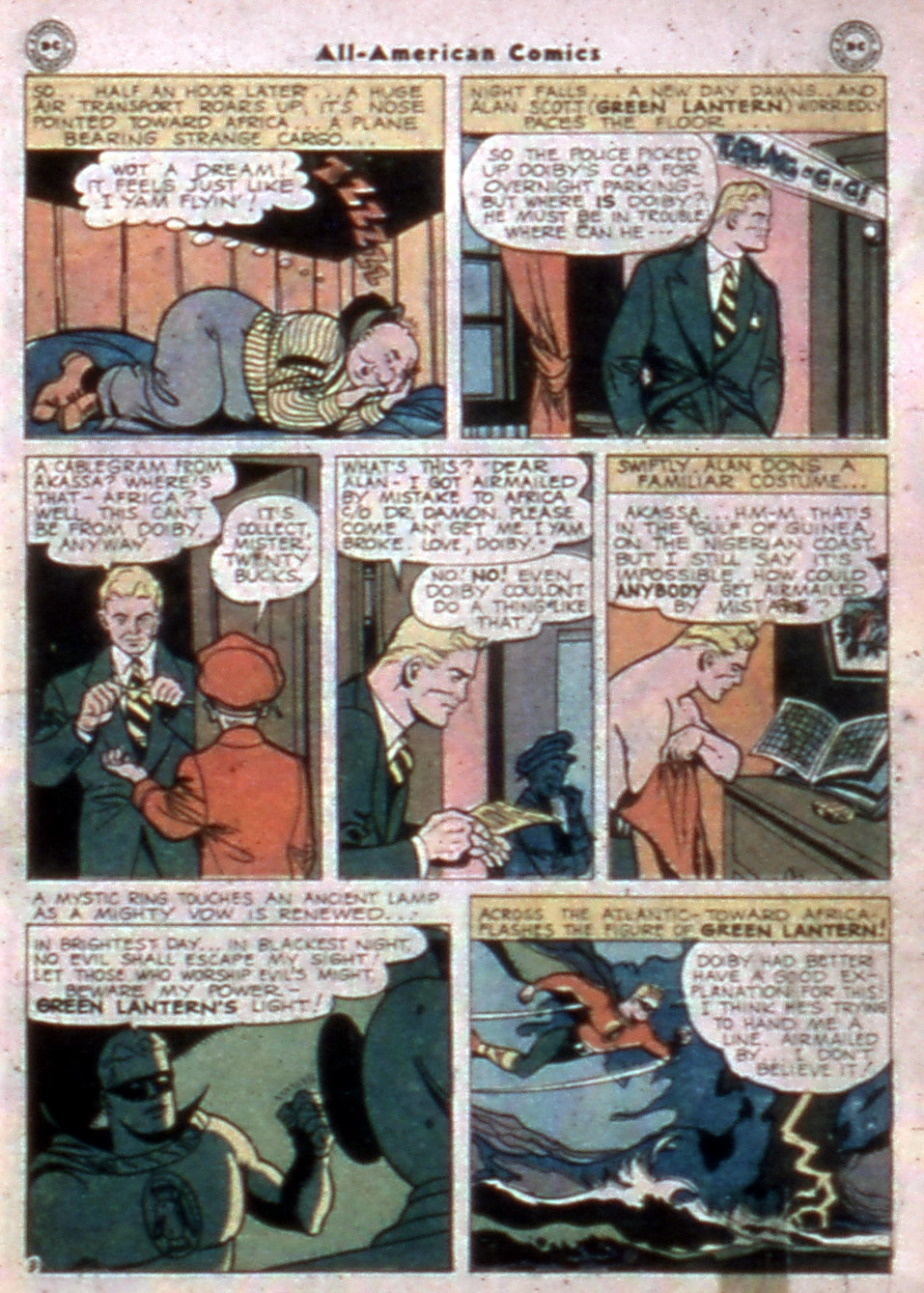 Read online All-American Comics (1939) comic -  Issue #77 - 5