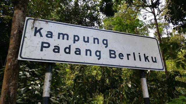 Kampung Padang Berliku
