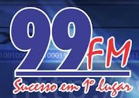Rádio 99 FM de Belém PA Ao Vivo