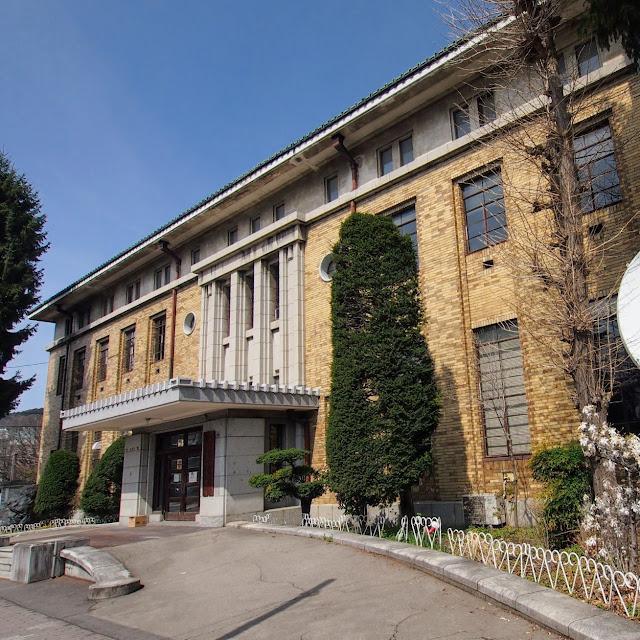 旧岡谷市役所