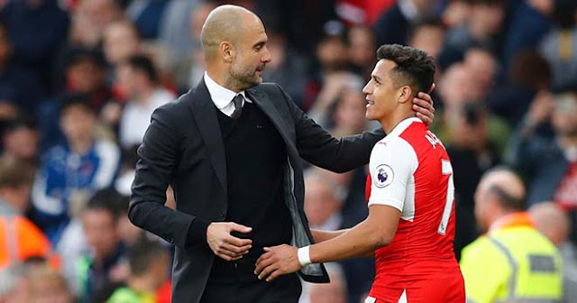 Alexis Sanchez: Bản hợp đồng thế kỷ Van Persie mới của Mourinho 1