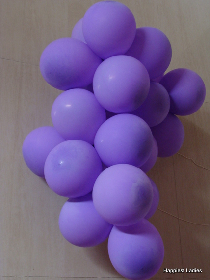 How to Grapes Fancy Dress | Grapes Fancy Dress Idea for Kids