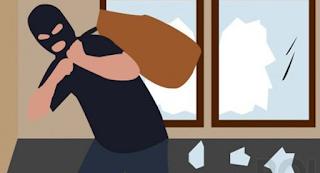 Pengertian Tindak Pidana Pencurian
