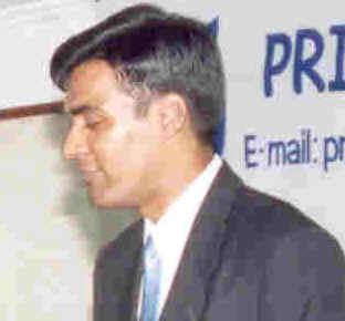 Mr S Kiruba Shankar, Web Usability expert