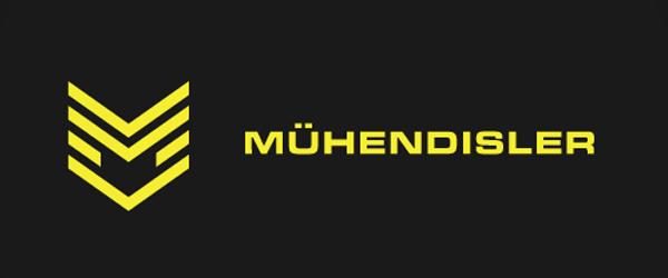 Inspirasi Desain Branding Identity - Muhendisler Branding