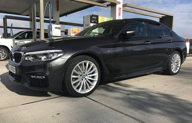 2017 BMW 5 Series 530d M Sport Package