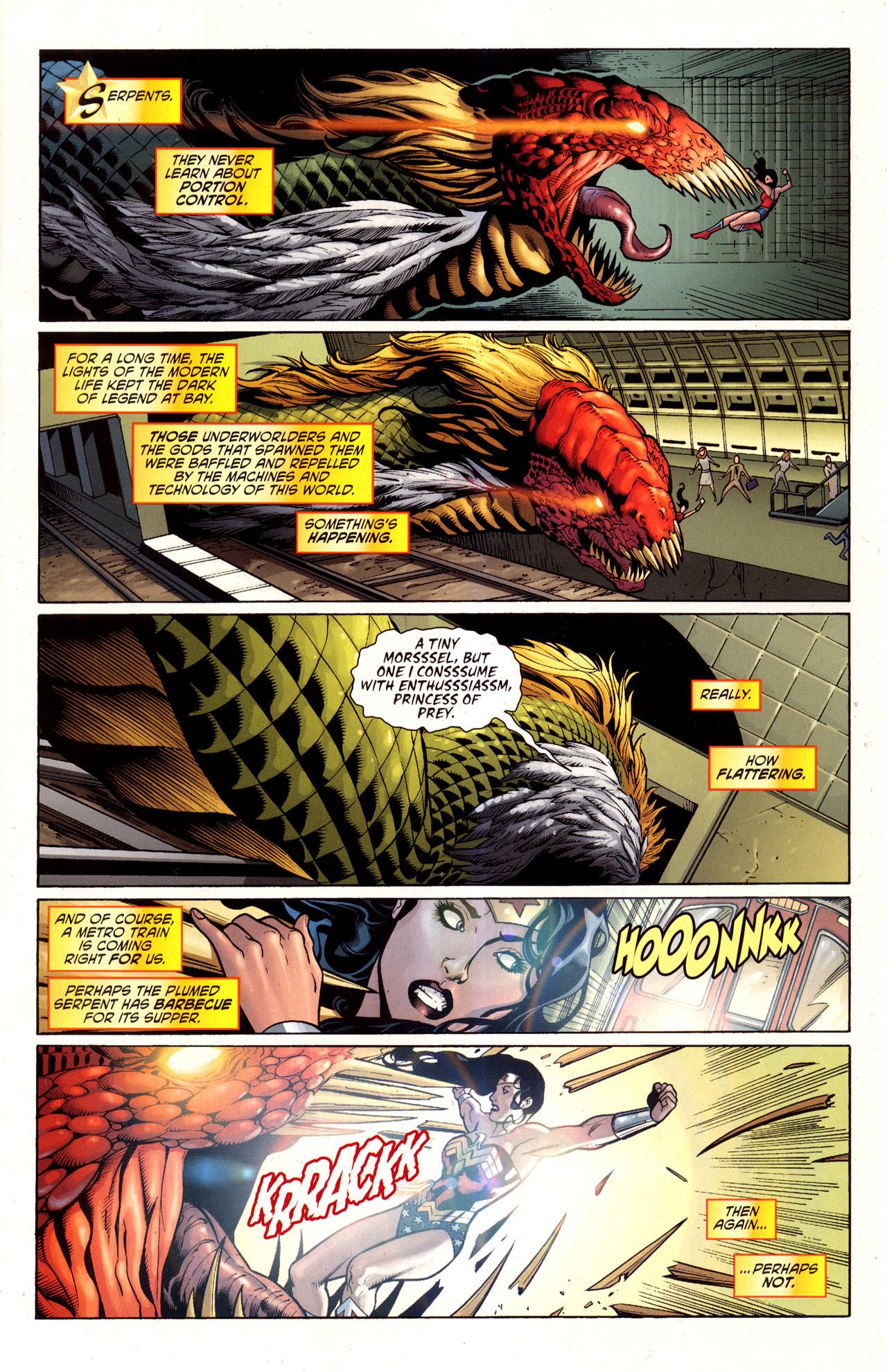 Read online Wonder Woman (2006) comic -  Issue #40 - 4