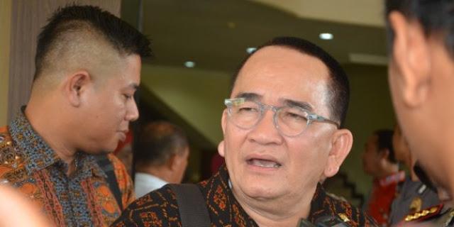 Ruhut minta Jokowi copot Yusron sebagai Dubes karena hina Ahok