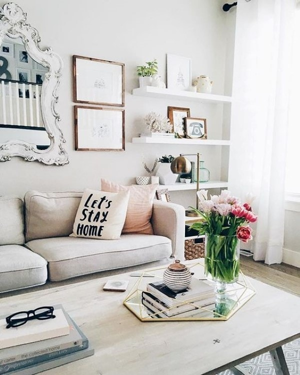 Decorating Ideas Visually Expanding The Room 8