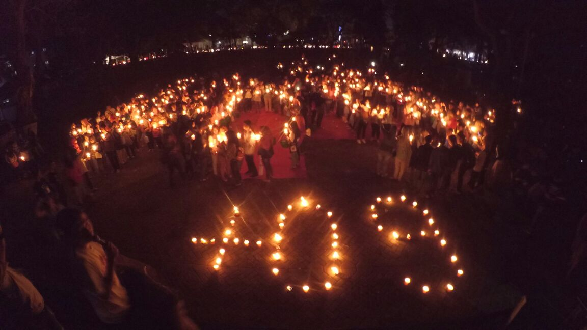Earth Hour 2016 Kota Serang