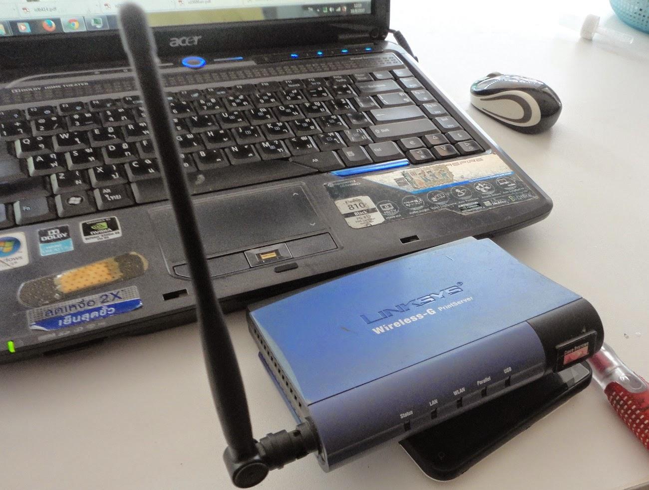 Hewlett Packard Jetdirect 680n 802.11b Wireless Print ...