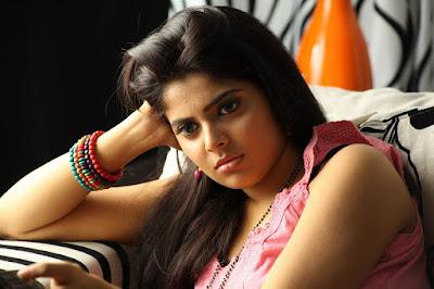 Telugu actress sravya