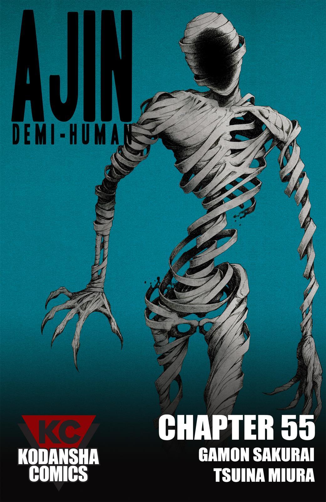 Ajin Chapter 55-1