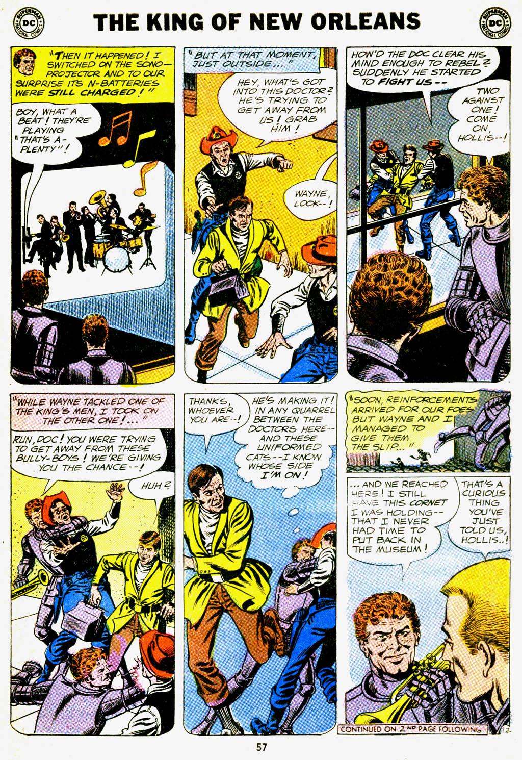 Strange Adventures (1950) issue 227 - Page 58