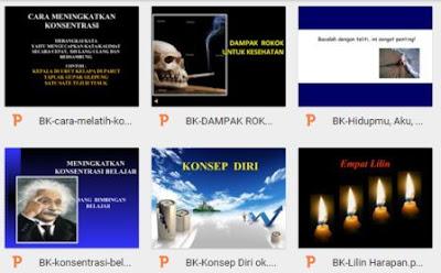 gambar media pembelajaran BK