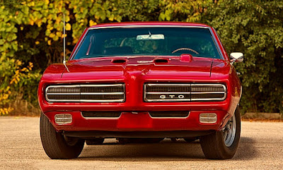 1969 Pontiac LeMans GTO The Judge Front