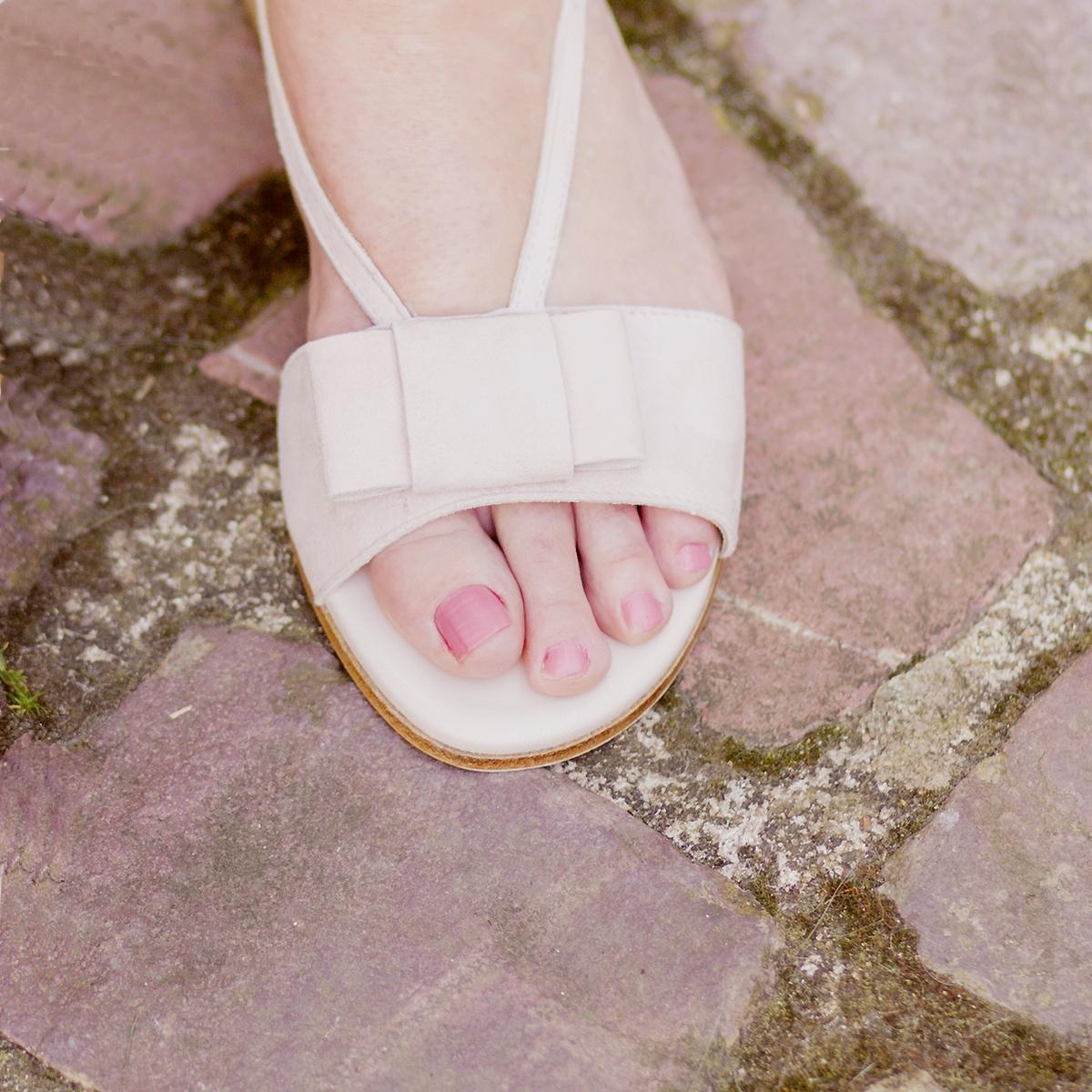chaussures caroline macaron
