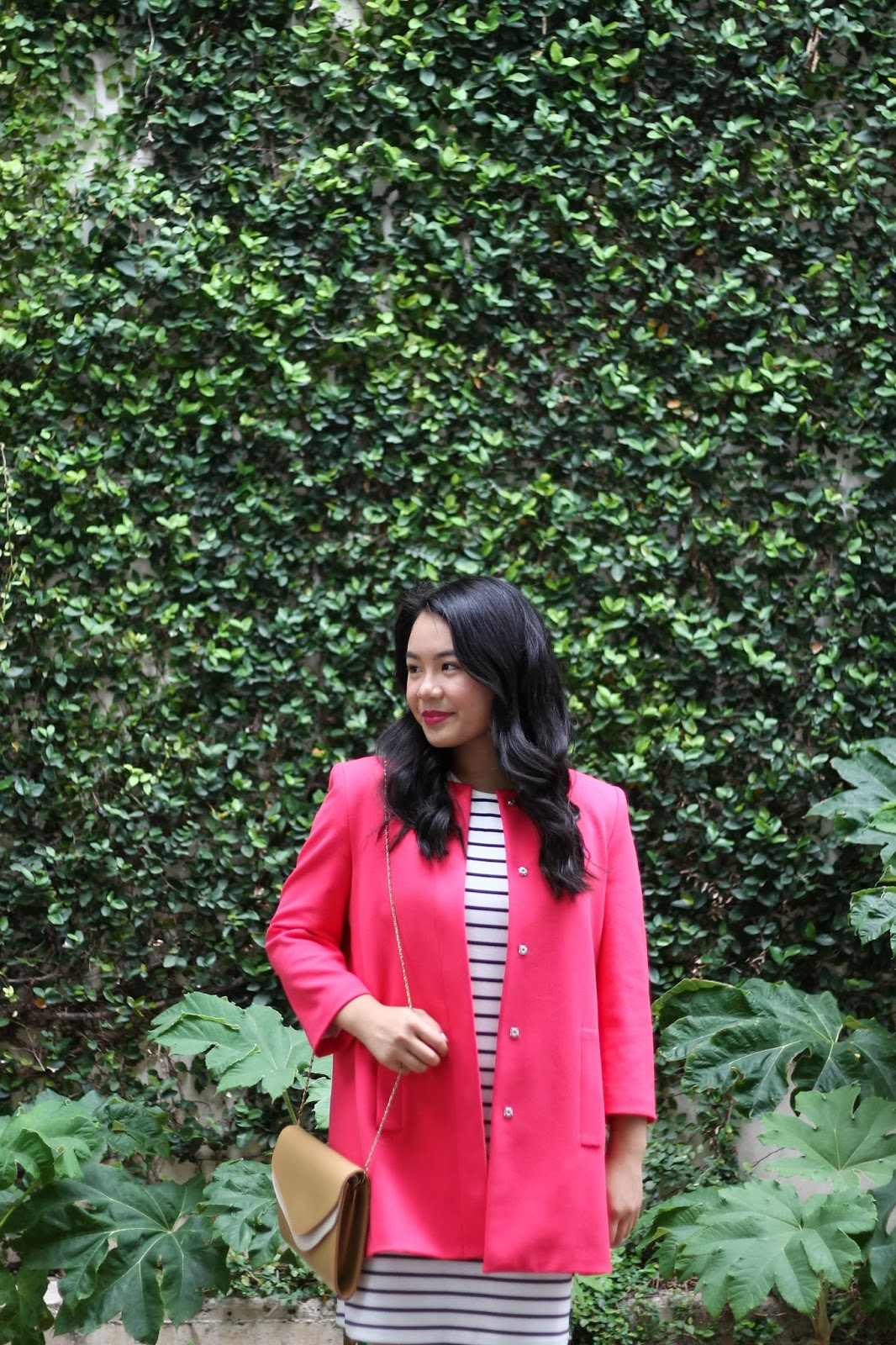 Bright Pink for Fall | The Bella Insider