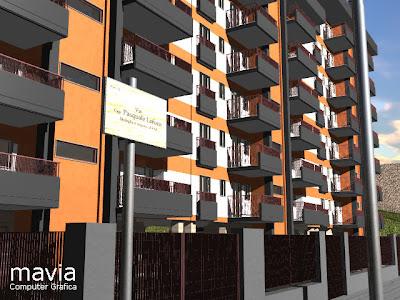 Esterni 3d rendering 3d architettura 3d architettura 3d for Programmi architettura 3d