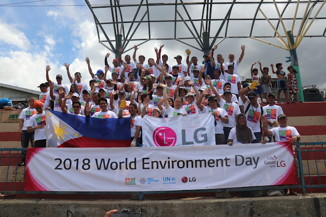 LG Global Clean-up Initiative To Celebrate World Environment Day 2018
