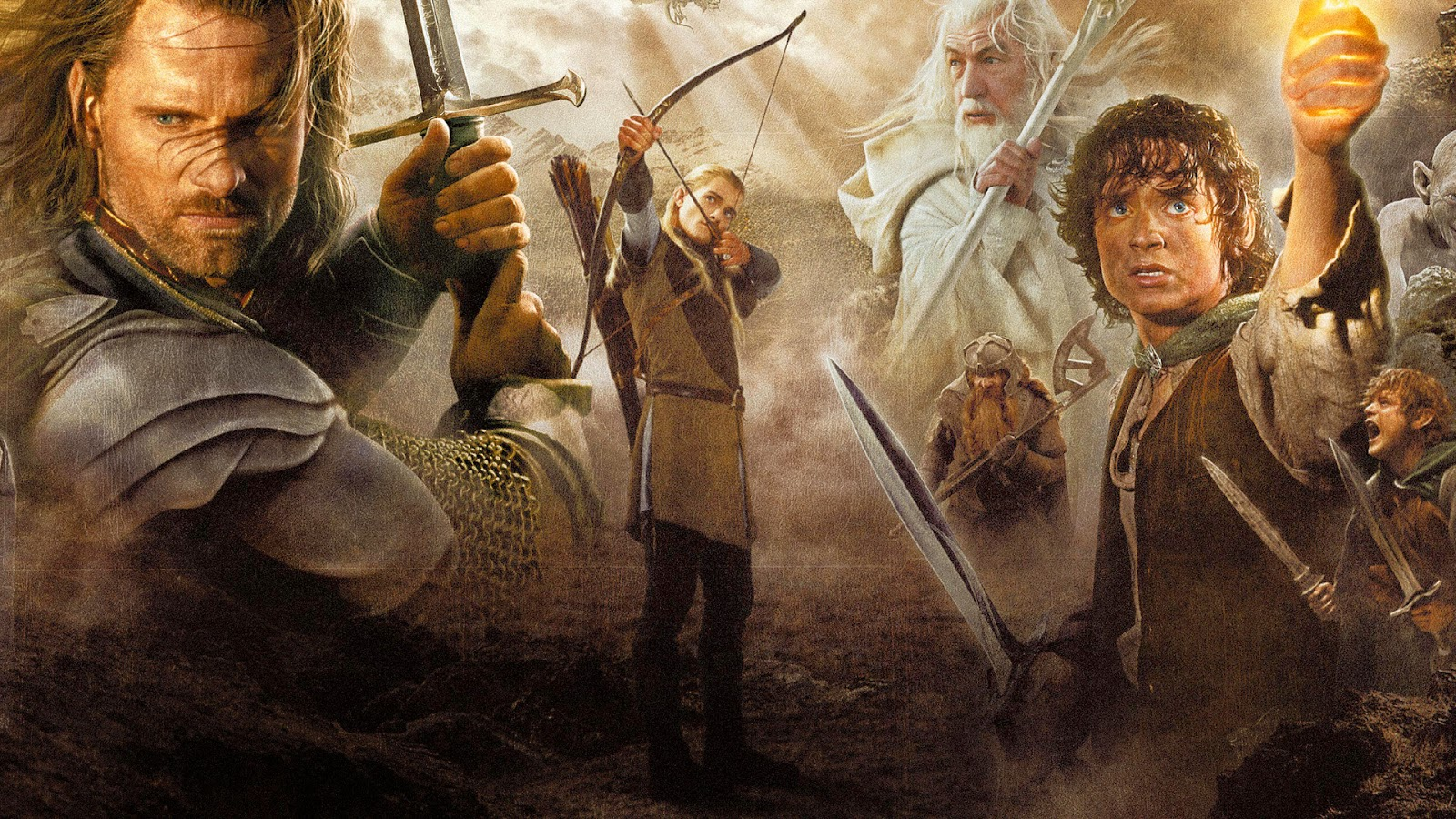 The Fellowship of the Ring Film Review