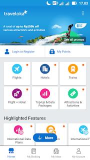 #JadiBisa Beli Pulsa Dan Paket Internet dengan Traveloka