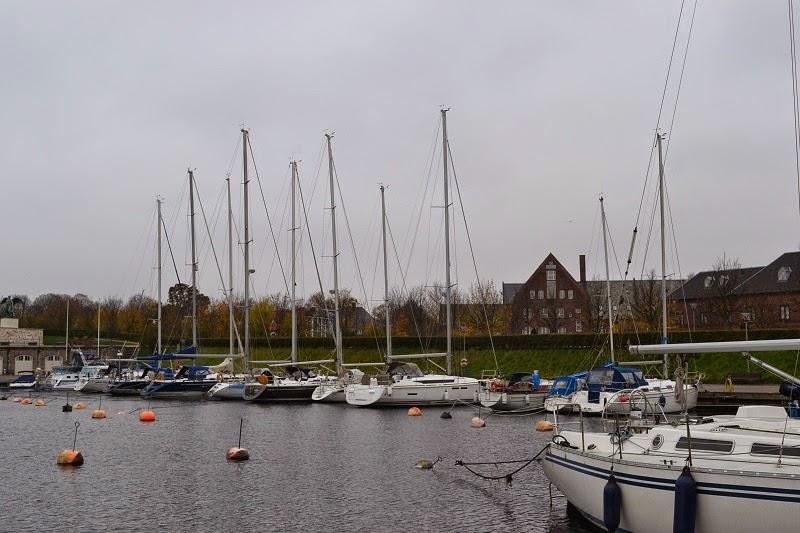Copenhague, Danemark, Capitale, travelsandme, voyage, Kastellet