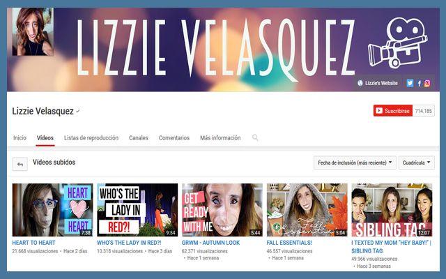 أربعة قنوات على اليوتوب لأربعة فتيات ولدن بتشوه خلقي ومع ذلك نجحن ولديهن عدد مشتركين كبير جدا بمئات الآلاف