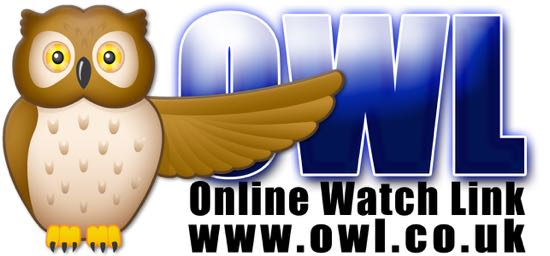 Logo of the Herts police Online Watch Link OWL