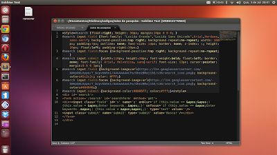 Sublime Text 3 no Ubuntu