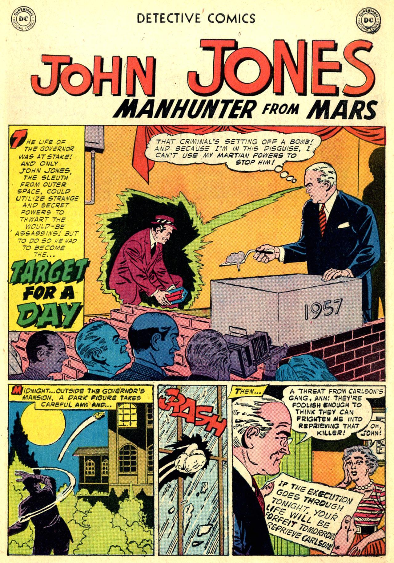 Read online Detective Comics (1937) comic -  Issue #249 - 27