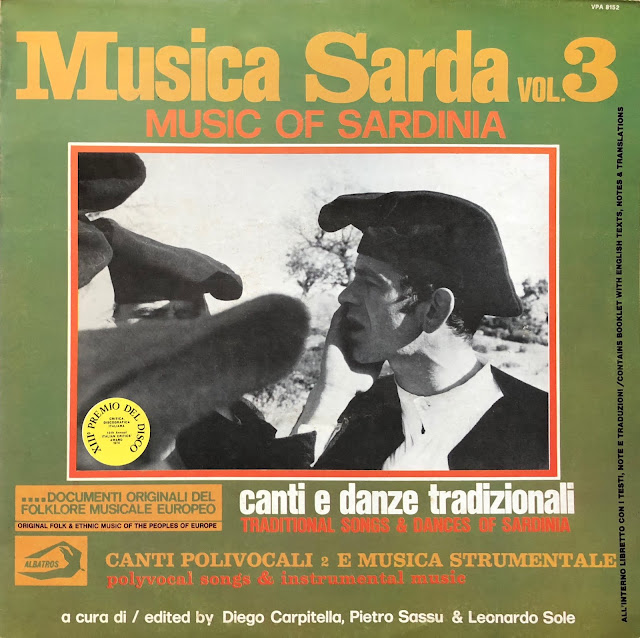 Musica Sarda musique sarde traditionnelle traditional polyphonies polyphony