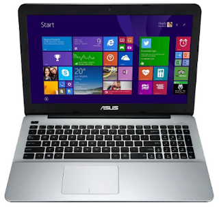 Asus F555L Drivers windows 8.1 64bit and windows 10 64bit