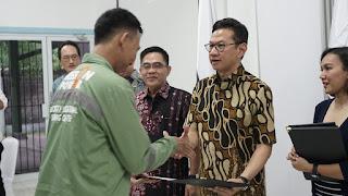 Cirebon Power Luluskan Siswa Vokasi Binaanya