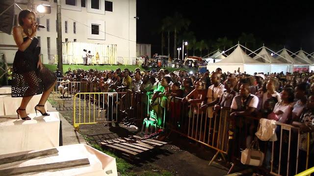 Fête patronale/communale en Martinique