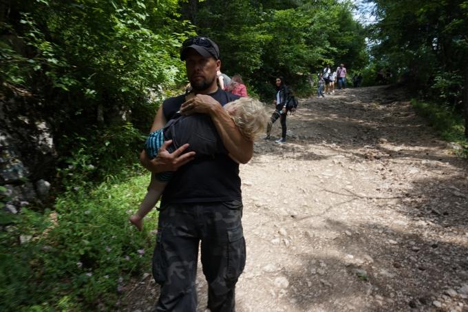 Lasten kanssa Brasovissa, Romania / lasten kanssa päiväretkellä
